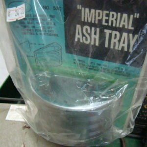 """Imperial"" Ash Try, New Old Stock"